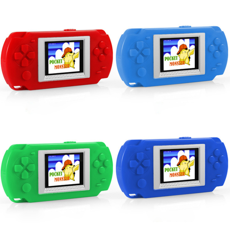 Handheld Game Player 2 Inch Screen 502 Color Screen Display Consoles Game Player To TV With 268 Different Games for Children