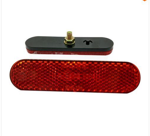 4 개 LED 레드 반사판 후면 테일 정지 조명 오토바이 - 자동차 조명 - 사진 1