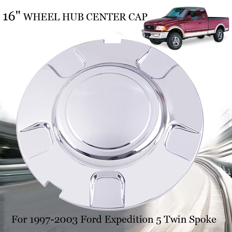 1997 Ford Expedition For Sale: FOR FORD 1997 2003 EXPEDITION CHROME WHEEL HUB CENTER CAP