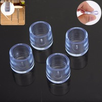 Internal diameter 18mm new 4x rubber furniture table chair leg floor feet cap cover protectors round.jpg 200x200