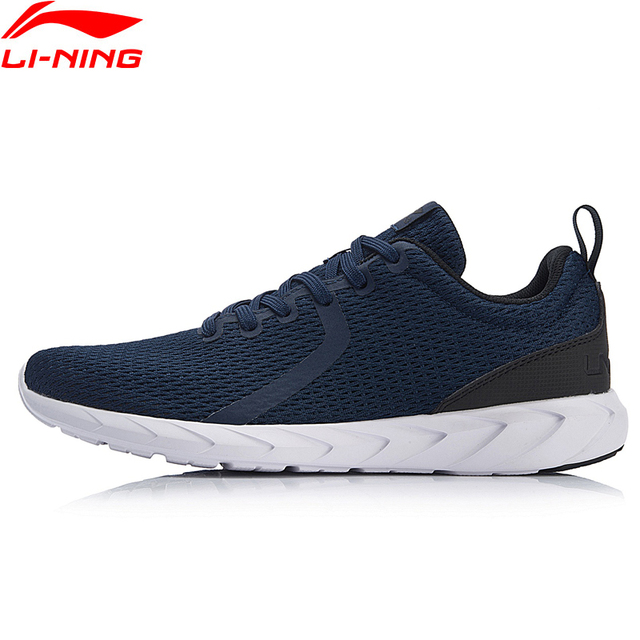 Li-Ning Для мужчин будущее бегун кроссовки Воздухопроницаемый Легковесный внутри носимых спортивная обувь комфорт кроссовки ARBN069 XYP747