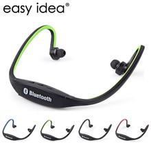 EASYIDEA Auriculares Inalámbricos Bluetooth 4.0 Auriculares de Cancelación de Ruido Auriculares Sport Auriculares In-Ear Con El Mic Para El Teléfono Running MP3