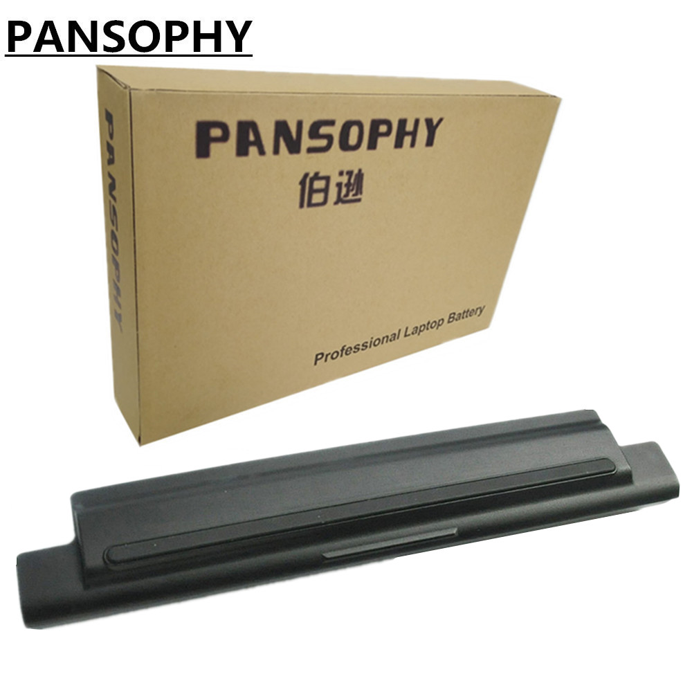 PANSOPHY 11.1V 65wh MR90Y Battery For Dell Inspiron 14 14R 15 15R 17 17R 3421 5421 5437 3521 5521 5537 3721 3737 5721 3440 3540 14 8v 40wh original xcmrd battery for dell inspiron 14 15 17 n3421 n3421 3521 5421 3521 5521 3721 5721 2421 2521 14r 15r