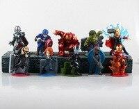 סופר hero תינוק בובת צעצוע דמויות הנוקמים האלק קפטן אמריקה סופרמן באטמן איש ברזל thor משלוח חינם