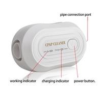 for CPAP Ventilator Disinfection Professional Ozone Disinfection Machine Sleep Apnea Snoring White