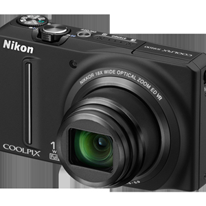 Used,Nikon COOLPIX S9100 12.1