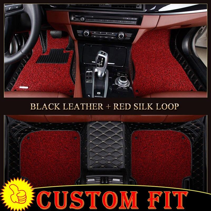 Floor Liners For 2016 Mustang