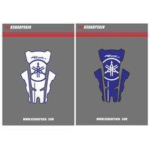 3D ADESIVI наклейка эмблема защиты Танк Pad Cas кепки подходит для YAMAHA R15 R 15