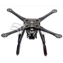 S500 PCB Version Quadcopter with Carbon Fiber Landing Gear for FPV Photography