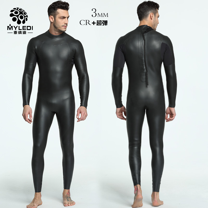 Diving suit neoprene roupa de mergulho spearfishing wetsuit surf snorkel swimsuit Split triathlon combinaison chasse sous marine