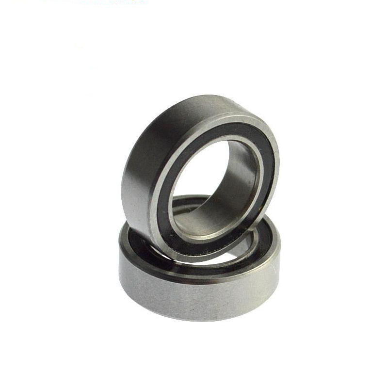 High Quality 10PCS ABEC-5 MR106-2RS MR106 2RS MR106 RS MR106RS 6x10x3 Mm Rubber Sealing Cover Miniature Deep Groove Ball Bearing