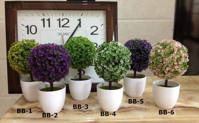 Decorative Boxwood Balls Pleasing Artificial Boxwood Ball High Quality Cute Plastic Made Home 2018