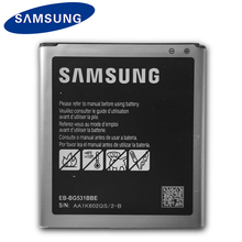 Original Samsung font b Phone b font Battery EB BG530CBU EB BG530CBE 2600mAh For Galaxy Grand