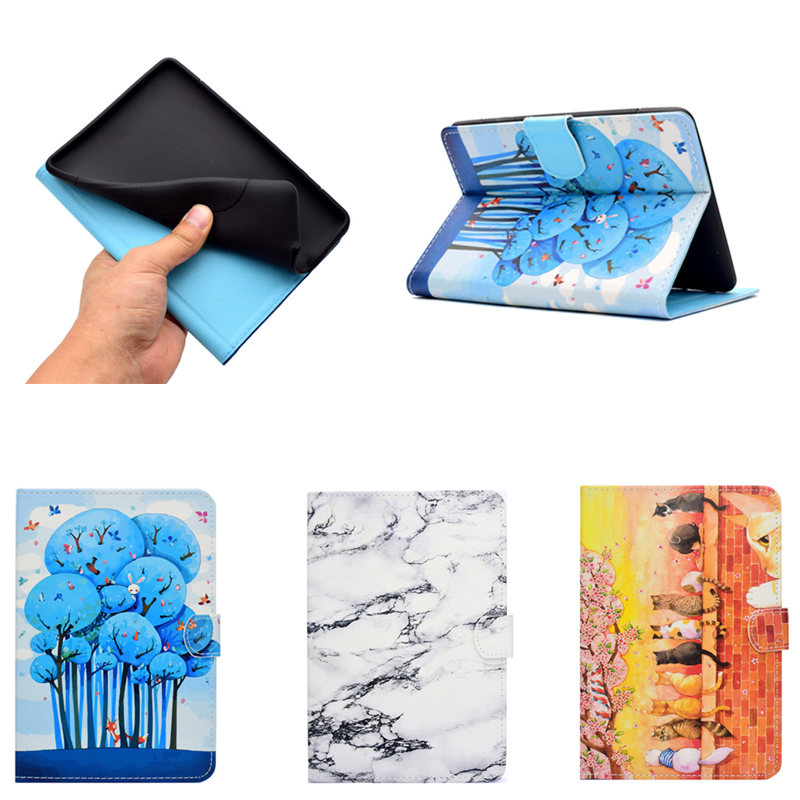 For Amazon Kindle Paperwhite 1 2 3 6 2012 2013 2015 7th Generation Ebook PU Leather Cover With Shockproof Soft tpu Back Case cartoon unicorn magnet pu flip cover for amazon kindle paperwhite 1 2 3 449 558 case 6 inch ebook tablet case leather case
