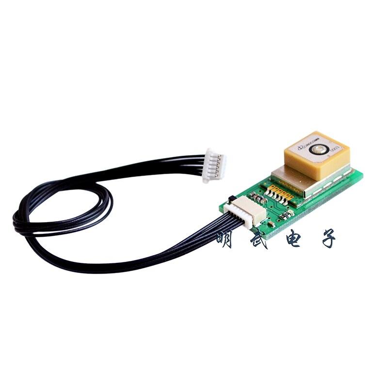 ФОТО Free Shipping 5PCS 100% NEW MediaTek MT3329 MTK3329 MTK ultra-small GPS MODULE with Antenna10HZ