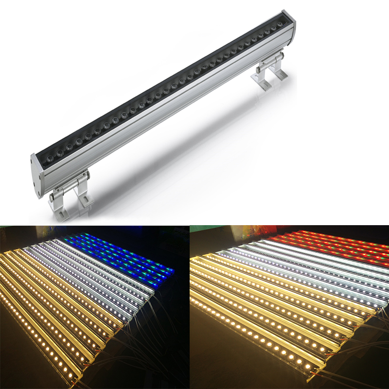 Wall-Washer Building-Facade-Lighting Light-36w Outdoor Led Aluminum for 220V SMD Exterior