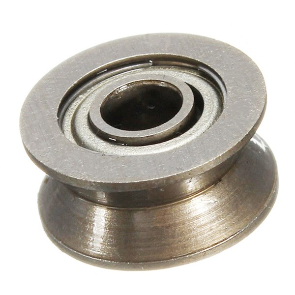 V624ZZ 624V 624VV V624 624ZZ 624 V groove deep groove ball bearing 4x13x6mm embroidery machine pulley bearing 3D printer free shipping 2pcs v625 90 v625zz v groove deep groove ball bearing 5x16x5mm pulley bearing
