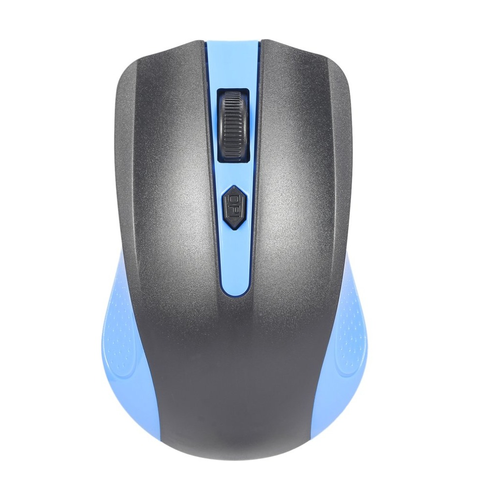 800dpi-1000dpi-1200dpi Speed Adjustable 2.4GHz Cordless Mouse 4 Key Wireless Mouse with USB Receiver For Laptop PC Computer Mice