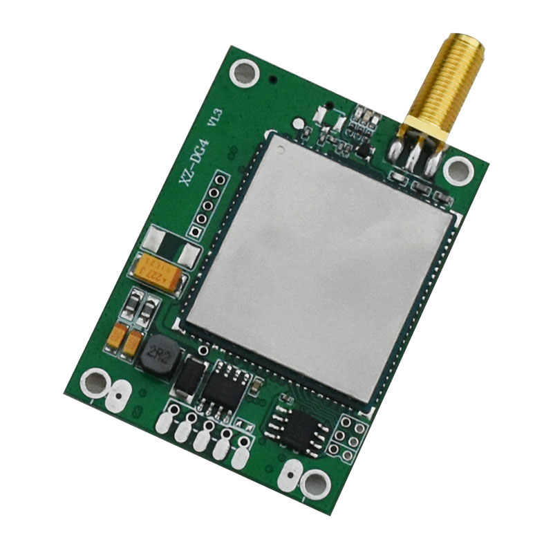 Image 2 - 3g modem pcb 4g lte dtu gsm modem with sim card slot gsm fixed wireless terminal ttl rs232 uart wireless transceiver XZ DG4P-in Fixed Wireless Terminals from Cellphones & Telecommunications