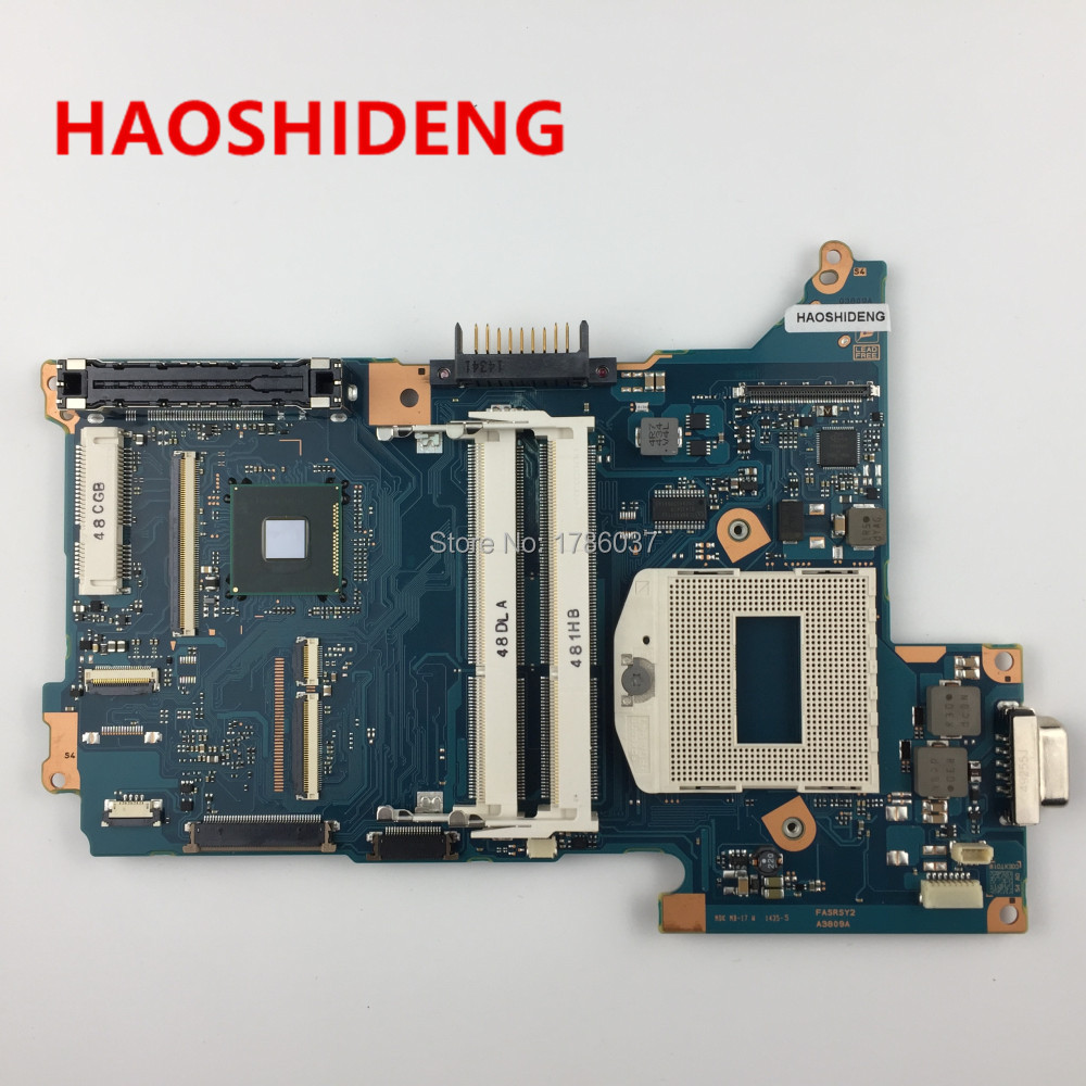 FASRSY2 A3809A For Toshiba Portege R30 R30-A laptop motherboard PGA947.All functions fully Tested! женское бикини sky r30