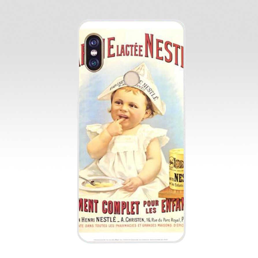 038FG Big head doll chocolate  Soft Silicone Tpu Cover phone Case for xiaomi redmi 5A 5Plus note 5 5A Pro