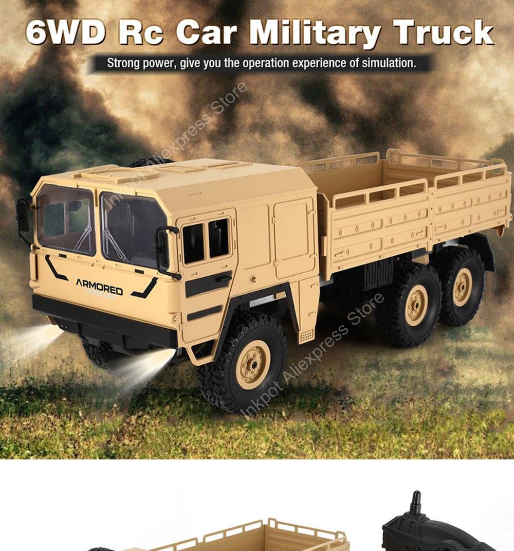 Das Military RC Buggy 6