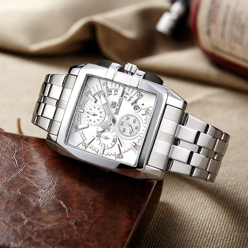 Relogio Steel Masculino Watches