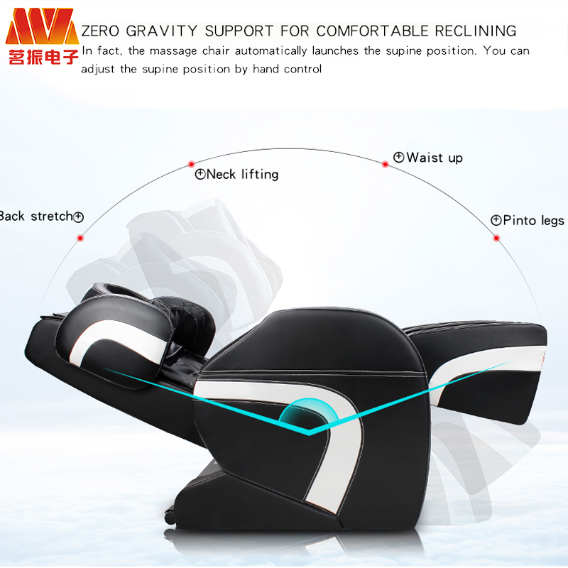 HOT Intelligent multi function Massage Chair S type device automatic airbag gaming chair bady massageador electlor para o corpo