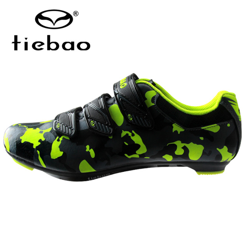 TIEBAO Unisex Cycling Shoes Road Bike Shoes Lightweight Breathable Scarpe Ciclismo Strada Self-Lock Athletic Road SneakersTIEBAO Unisex Cycling Shoes Road Bike Shoes Lightweight Breathable Scarpe Ciclismo Strada Self-Lock Athletic Road Sneakers