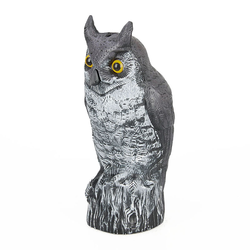 High Quality Outdoor Hunting Stand Owl Hunting Accessory Target HS38-0013
