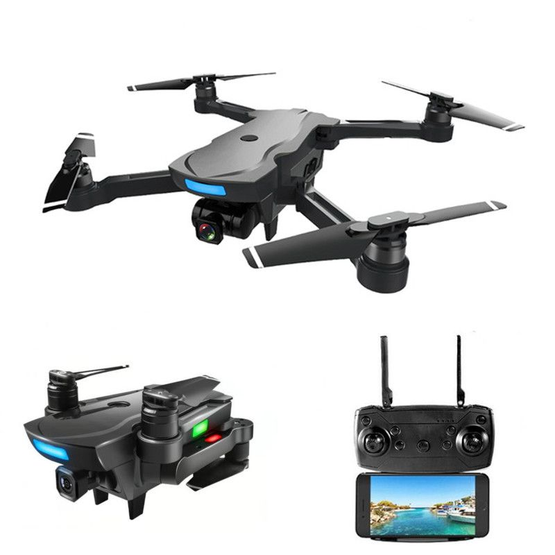 AOSENMA CG033 Camera Drone WiFi FPV With HD 1080P Gimbal Dual GPS Brushless Servo Foldable RC Drone Quadcopter RTF Mode2