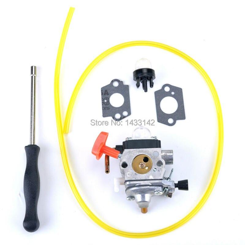 FS100 Vergaser Tuning Kit für Stihl FS90 KM90, HT101 FS87 FS110 HT100