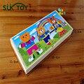 Montessori miúdo macio urso vestir-se de brinquedo conjunto de três urso com caixa de madeira fácil play jogo com o bebê brinquedos educativos primeiros