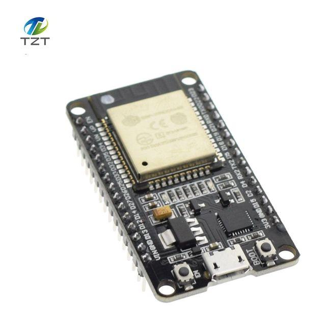 1PCS ESP-32S ESP-32 Development Board WiFi Wireless Bluetooth Antenna Module For Arduino 2.4GHz Dual Core ESP32S ESP32