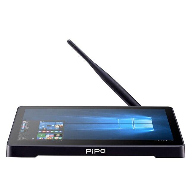 "Free Shipping Pipo X12 TV BOX 10.8"" IPS1920*1280 Cherry Trail Z8350 Quad Core BT HDMI Win10 Mini PC  4G RAM 64G ROM"
