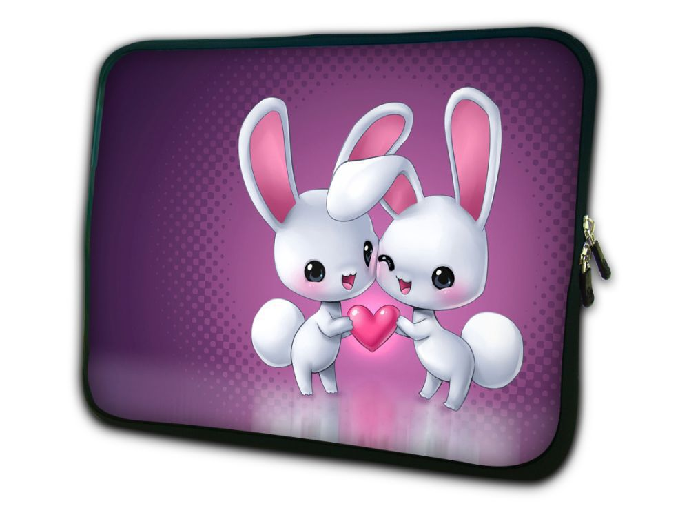 Rabbit 13 Laptop Sleeve Bag Case Cover For 13.3 Apple Macbook Pro / Air