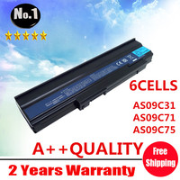 Wholesale New 6 Cells Laptop Battery For Gateway NV40 N42 NV44 NV48 Extensa 5635Z Series AS09C71