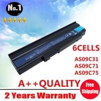 Wholesale New 6 Cells Laptop Battery For Gateway NV40 N42 NV44 NV48 Extensa 5635Z Series AS09C71