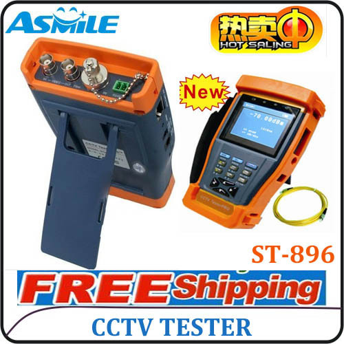 Video Signal Generator cctv video tester ST896 (V) from Asmile