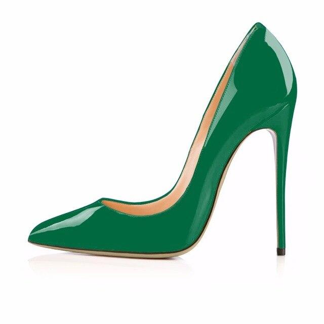 Mode Européenne Talons Hauts Chaussure Femme Gradient Couleur Désign Parti Chaussures Soirée Chaussure de Mariage sCMJ71Ln