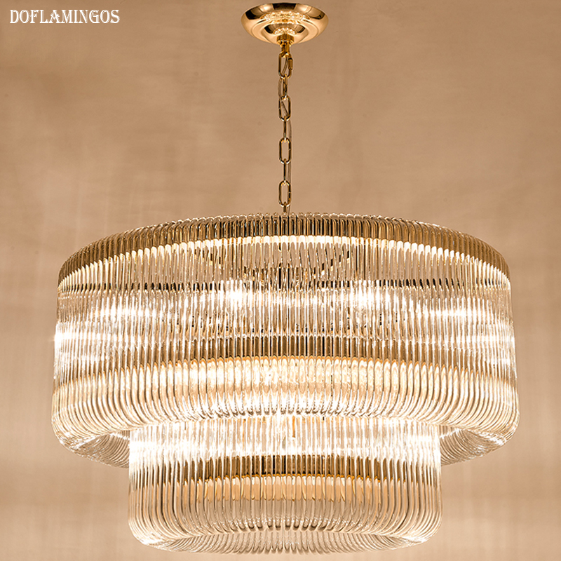 2017 NEW led crystal pendant lights Hanglamp Modern for home lighting bar for kitchen living room club diameter 750mm/850mm modern home lighting pendant lights kitchen living room luminaire hanglamp 110 240v loft