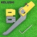KELUSHI Óptica Cable Vaina Cortadora KMS-K Cable cortador de cable longitudinal, cuchillo cable, stripper