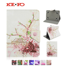 KeFo Printed PU Leather Stand Case Universal Cover For Digma CITI 1802 1803 1902 3G/1901 1903 1904 4G 10.1 inch Tablet bags