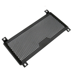 Image 2 - KAWASAKI  NINJA650 Z 650 2017 2018 Motorcycle Accessories Radiator Grille Cover Guard Stainless Steel Protection Moto Protetor