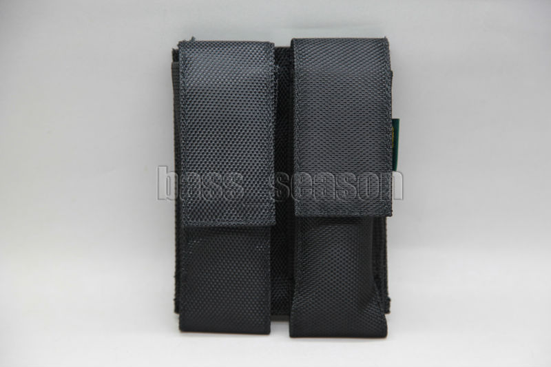 Tactical Double Stack Pistol Magazine Mag Tool Hållare Pistol Magazine Pouches Belt