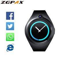 Smartwatch GW11 لسامسونج والعتاد S3 دعم 2.0MP كاميرا مراقب معدل ضربات القلب الذكية الساعات للرجال السيدات PK KW88 KW98 x5 M5 h5