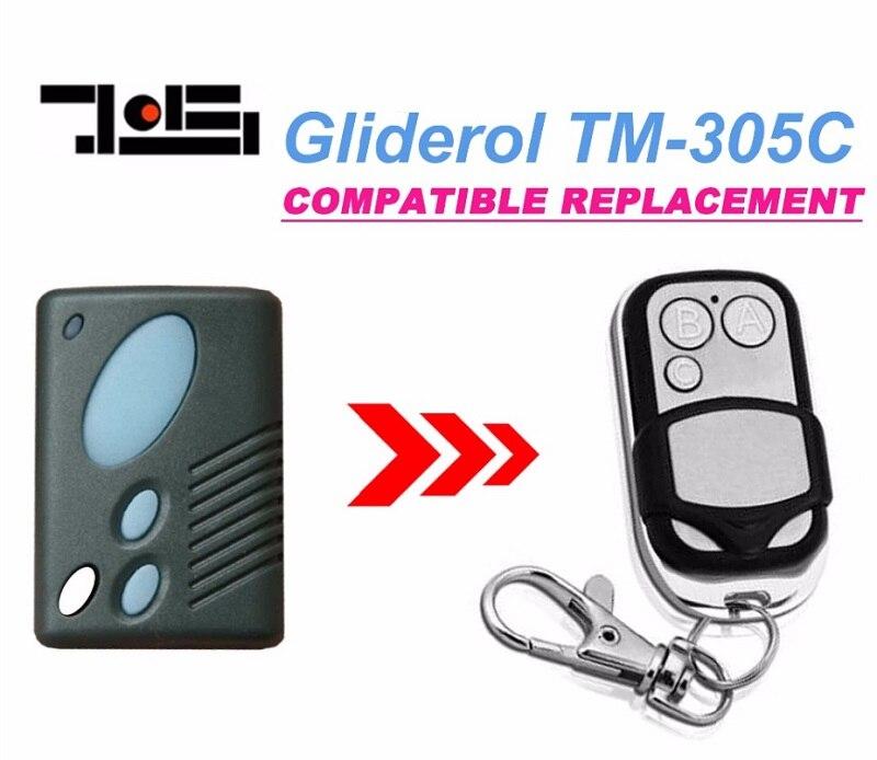 Gliderol TM-305C garage door replacement remote control Gliderol TM-305C garage door replacement remote control