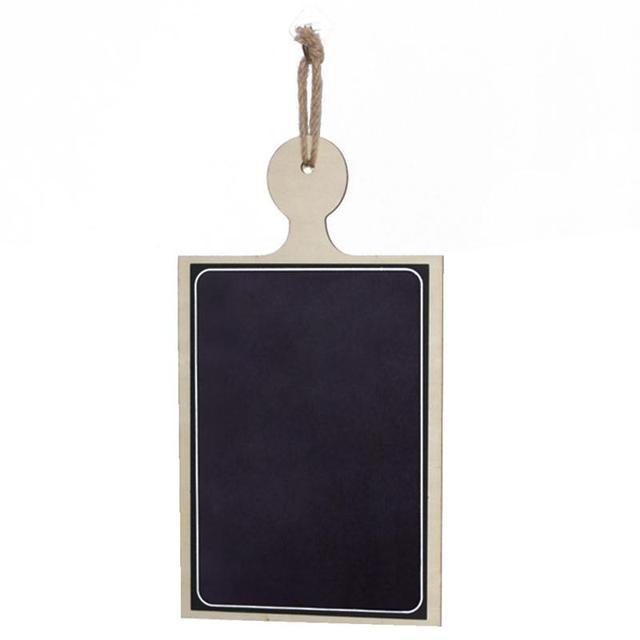 US $9.19 41% di SCONTO|Wall Hanging Lavagna di Legno Cuoco Lavagna Chalk  Board Menu Display Segno Per La Cucina in Wall Hanging Lavagna di Legno  Cuoco ...