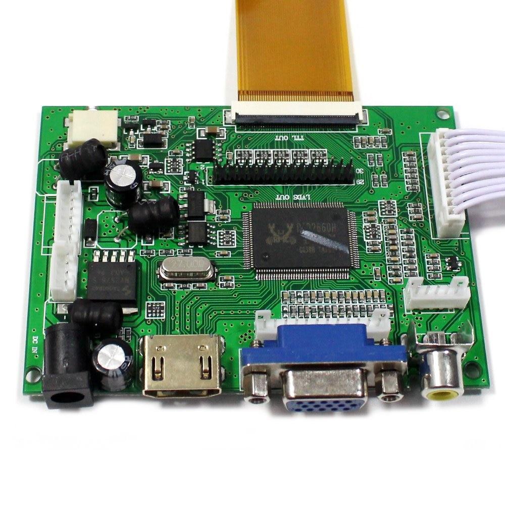 HDMI VGA 2AV LCD Controller Board+7inch 800x480 AT070TN93 EJ070NA-03A LCD Screen нестеров николай гулаев h0959d02 03a