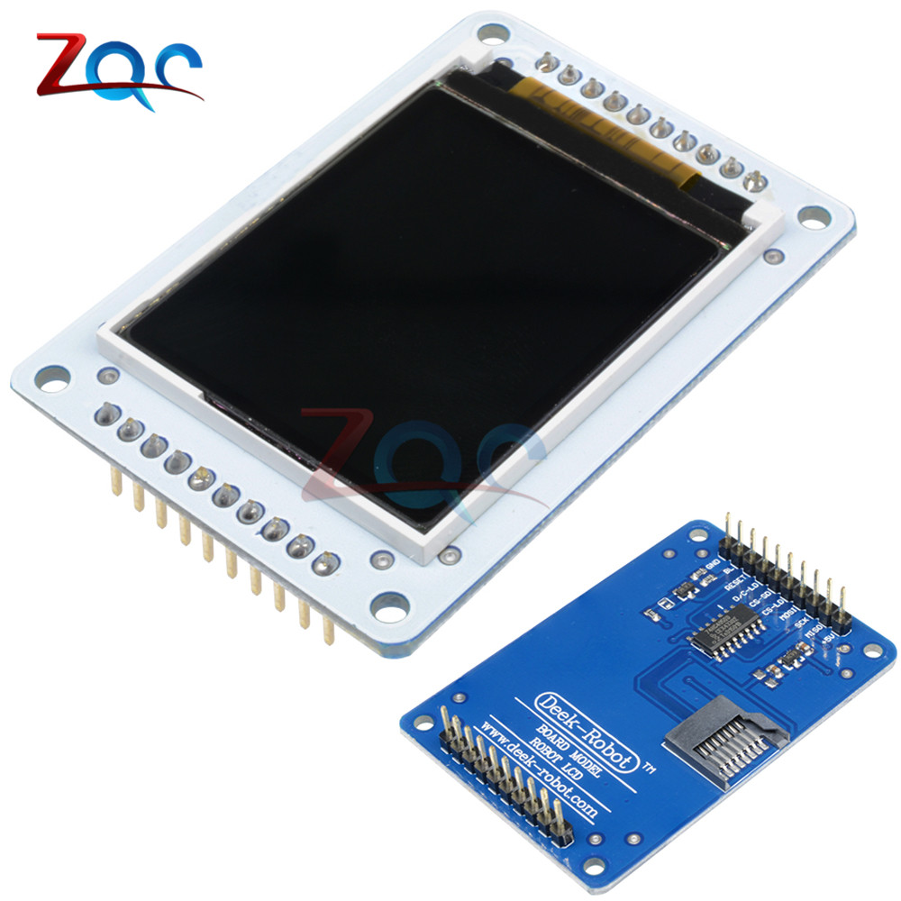 1.8 inch 128x160 TFT LCD Shield Module SPI Serial Interface For Arduino Esplora цена 2017